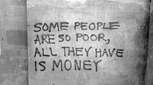 some people are so poor