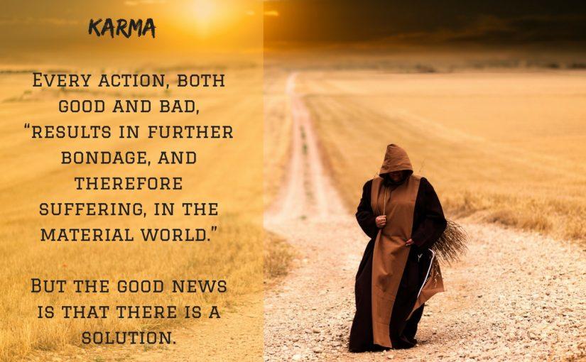 Genialny What is Karma? : Based on the Wisdom of Bhagavad Gita   Khorasan IA79